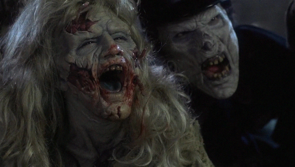 Zombis Return of the living dead 2